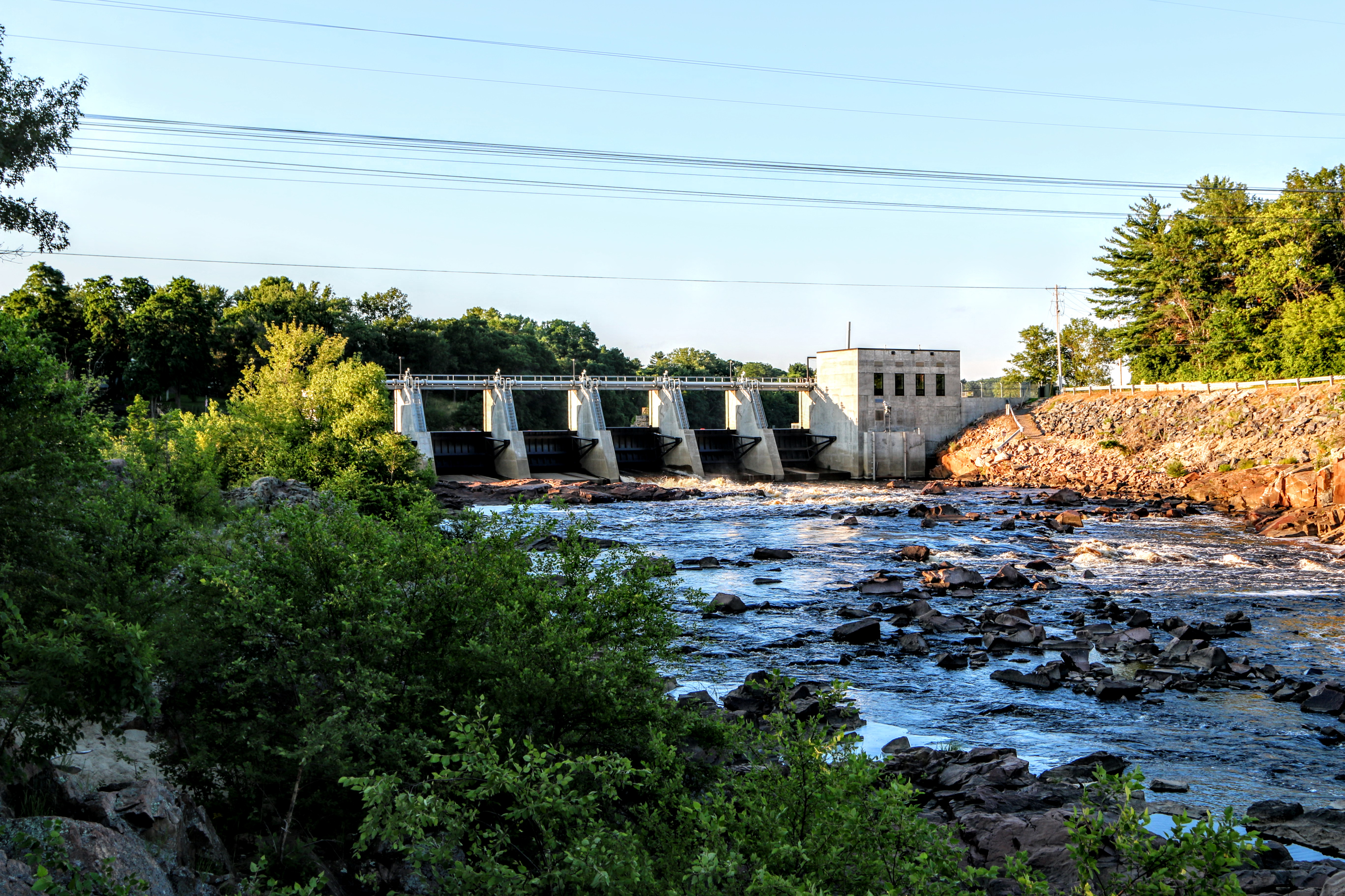 BRF Dam / Photo By Joel Busse